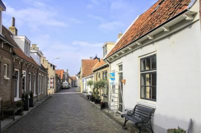 Dreischor, Slotstraat (© Jan Dijkstra, Houten)