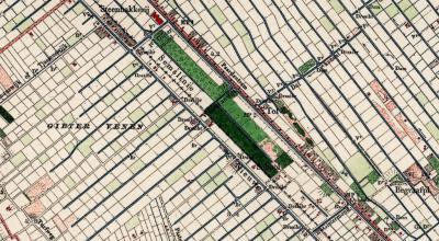 De onbekendste 'monden' in de Drentse Monden zijn 1e Gietermond, 2e Gietermond en Bonnermond. Omdat het maar piepkleine 'mondjes' waren en er nooit nederzettingen aan zijn ontstaan. Hier zie je linksbovenin 1e Gietermond en rechtsonderin 2e Gietermond.