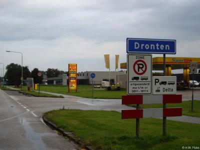 Dronten is een dorp en gemeente in de provincie Flevoland.