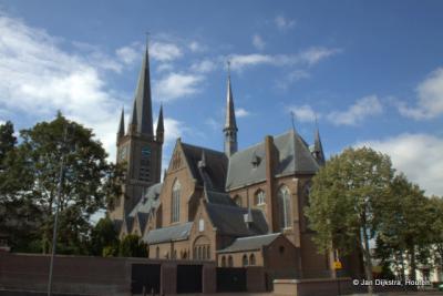 De H.H. Ewaldenkerk in Druten