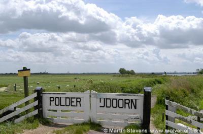 Durgerdam, Polder IJdoorn