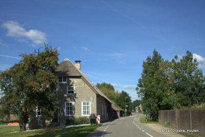 Een kleine indruk van het dorp Dussen in het Land van Heusden en Altena