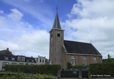 Hervormde kerk Earnewâld