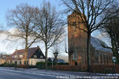 Eemnes, St. Pieterskerk aan de Wakkerendijk