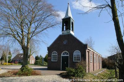 Een, Hervormde kerk