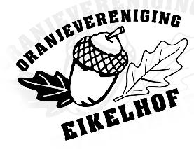 Oranjevereniging Eikelhof organiseert de jaarlijkse Oranjefeesten in de buurtschap (weekend in mei)