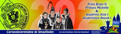 In Einighausen houden ze wel van een feestje op zijn tijd. Natuurlijk doen ze er als Limburgs dorp onder meer aan carnaval oftewel 'vastelaovend', zoals dat hier heet. In dit dorp is dat al sinds 1948 in goede handen bij carnavalsvereniging De Smautbulen.
