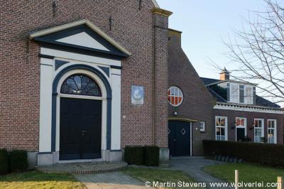 Elahuizen, Hervormde kerk