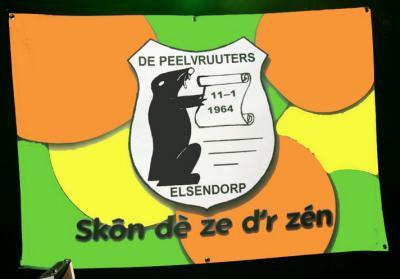 Het carnaval in Elsendorp wordt georganiseerd door Carnavalsvereniging De Peelvruuters