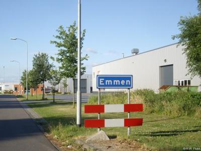 Emmen is een stad en gemeente in de provincie Drenthe.
