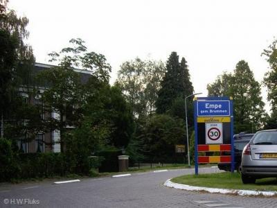 Empe is een dorp in de provincie Gelderland, in de streek Veluwe, gemeente Brummen.