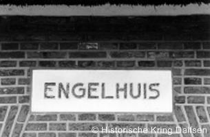 In de buurtschap Engeland bij Dalfsen is sprake van een hoeve Engelhuis, die vroeger eigendom is geweest van een zekere Jan Engelman.
