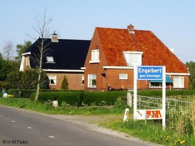 Engelbert is een dorp in de provincie Groningen, gemeente Groningen. T/m 1968 gemeente Noorddijk.