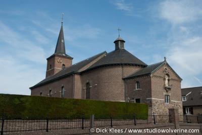 Epen, RK kerk Sint Paulus' Bekering