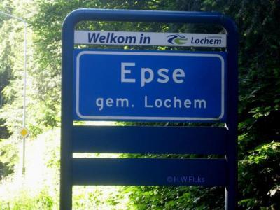 Epse is een dorp in de provincie Gelderland, in de streek Achterhoek, gemeente Lochem. T/m 2004 gemeente Gorssel.