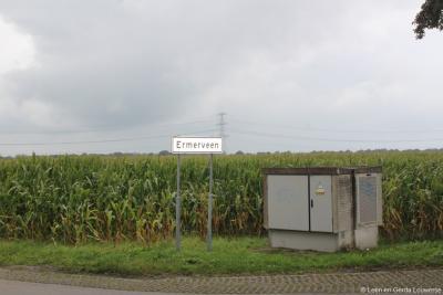 Ermerveen is een buurtschap in de provincie Drenthe, gemeente Emmen. T/m 1997 tevens deels gemeente Sleen. De buurtschap valt deels onder de stad Emmen, deels onder het dorp Veenoord.