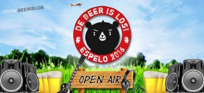 Popfestival De Beer is Los in buurtschap Espelo bij Holten was er in 2016 voor het eerst. Het was een groot succes, dus de intentie is om er een jaarlijks gebeuren van te maken.