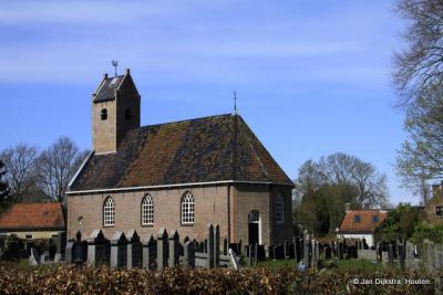 De Hervormde kerk van Feanwâlden