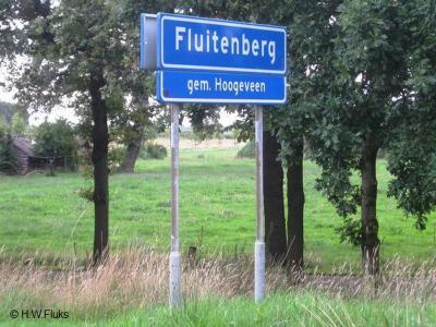 Fluitenberg is een dorp in de gemeente Hoogeveen