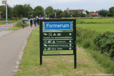 Formerum is een dorp in de provincie Fryslân, in de regio Waddengebied, op het eiland en in de gemeente Terschelling. Ook in dit dorp is genoeg keus uit soorten overnachtingsmogelijkheden, wat op de borden bij binnenkomst van het dorp al staat aangegeven.