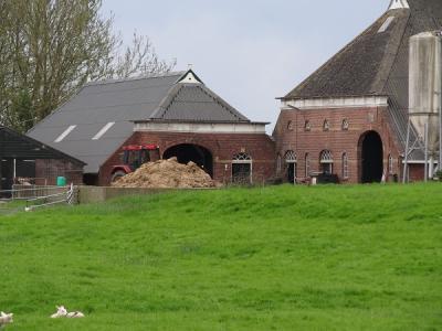 Boerderij in Fransumer Voorwerk (© Harry Perton)