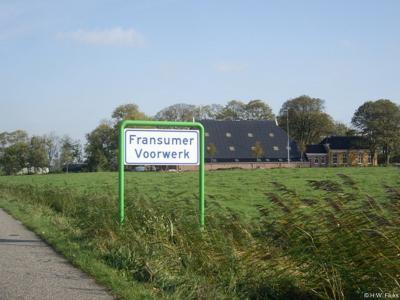 Fransumer Voorwerk is een buurtschap in de provincie Groningen, in de streek Middag-Humsterland, en streek en gem. Westerkwartier. De buurtschap valt onder het dorp Den Ham. De buurtschap ligt buiten de bebouwde kom en heeft daarom witte plaatsnaamborden.