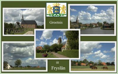 Ook klokkenstoelen en kerkjes met zadeldaktorens zijn een typisch en overwegend Fries verschijnsel (© Jan Dijkstra, Houten)