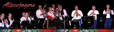 Blaaskapel De Alpenjagers uit Garmerwolde is opgericht in 1973 en speelt muziek uit Bohemen en Moravië (Tsjechië). Daarbij wordt de muziek aangevuld met Nederlands- en Duitstalige zang.