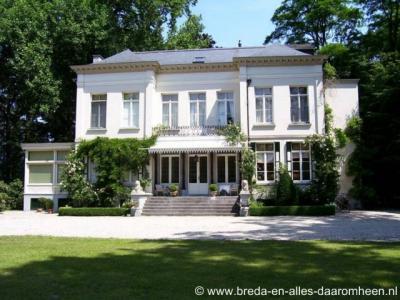 Geersbroek, Villa Anneville