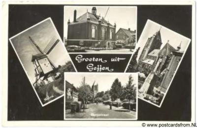 Geffen Groeten uit 1958