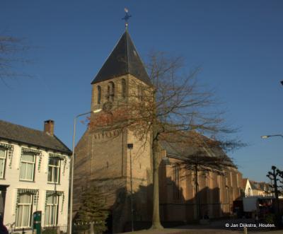 De Hervormde kerk van Geldermalsen