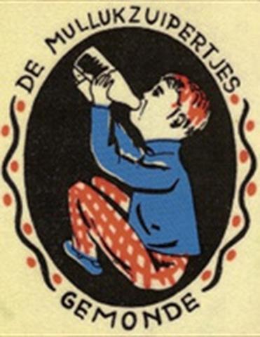 Ze hebben in Gemonde zelfs een jeugdcarnavalsvereniging: De Mullukzuipertjes.