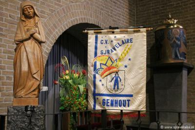 Natuurlijk doen ze ook in Genhout aan carnaval. Bij Carnavalsvereniging De Sjravelaire is dat in goede handen.