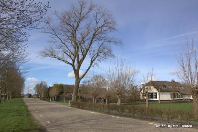 Gieltjesdorp, een heel kleine buurtschap, maar je kunt best zeggen: klein maar fijn.