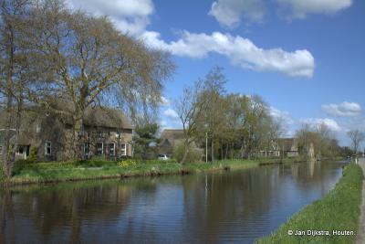 De Graafstroom bij Gijbeland, gezien vanuit Molenaarsgraaf