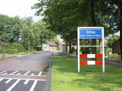 Gilze is een dorp in de provincie Noord-Brabant, in de regio Hart van Brabant, gemeente Gilze en Rijen.