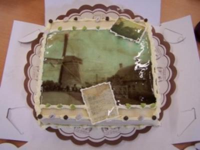 De molen van Goidschalxoord is in 2007 door molenaarsfamilie Weeda overgedragen aan Stichting Molencomplex Goidschalxoord, die daarna heeft gezorgd voor de restauratie. De overdracht werd gevierd met een taart, met daarop de molen in oude staat afgebeeld.