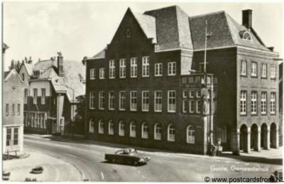 Goirle gemeentehuis 1979