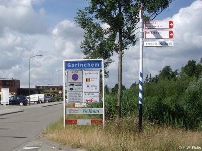 Gorinchem is een stad en gemeente in de provincie Zuid-Holland, in grotendeels de streek Alblasserwaard en deels de streek Betuwe.