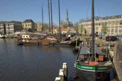 Gouda, Museumhaven (© Jan Dijkstra, Houten)