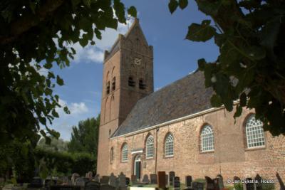 De kerk van Goutum nader bekeken