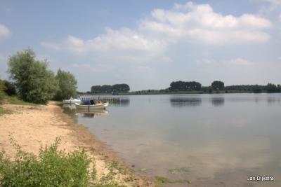 Het prachtige en o zo rustige natuur- en recreatiegebied Gravenbol bij Wijk bij Duurstede, dat is ontstaan na het afdammen van de Nederrijn.