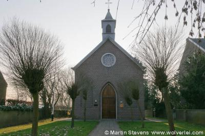 Grevenbicht-Papenhoven, Hervormde kerk