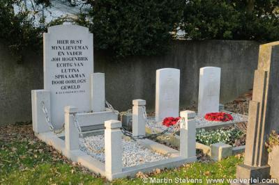 Grevenbicht-Papenhoven, oorlogsgraven