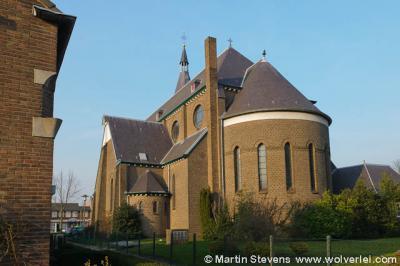 Grevenbicht-Papenhoven, RK kerk