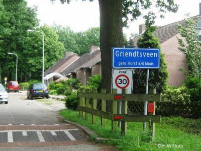 Griendtsveen is een dorp in de provincie Limburg, in de streek Noord-Limburg, gemeente Horst aan de Maas. T/m 2000 gemeente Horst.