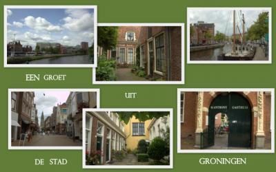 Groningen, Groeten uit 2014.
