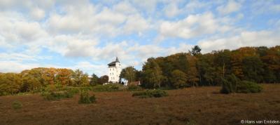 Haarle, de Palthetoren op landgoed de Sprengenberg