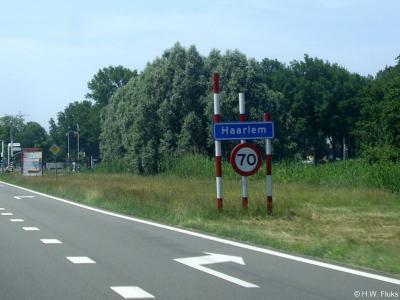 Haarlem is een stad en gemeente in de provincie Noord-Holland, in de streek Kennemerland, en daarbinnen in de regio Zuid-Kennemerland. Het is de hoofdstad van de provincie Noord-Holland.
