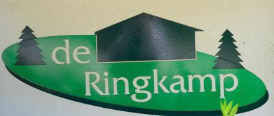 Haart, De Ringkamp is het verenigingsgebouw van Oranjevereniging Ons Genoegen.
